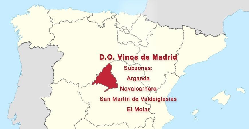 Denominación de Origen Vinos de Madrid-2020