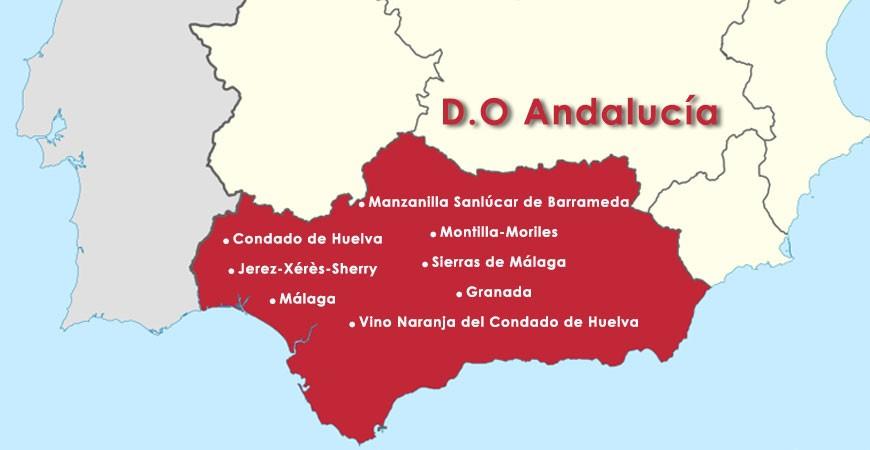 Denominación de Origen Vinos Andalucía-2020